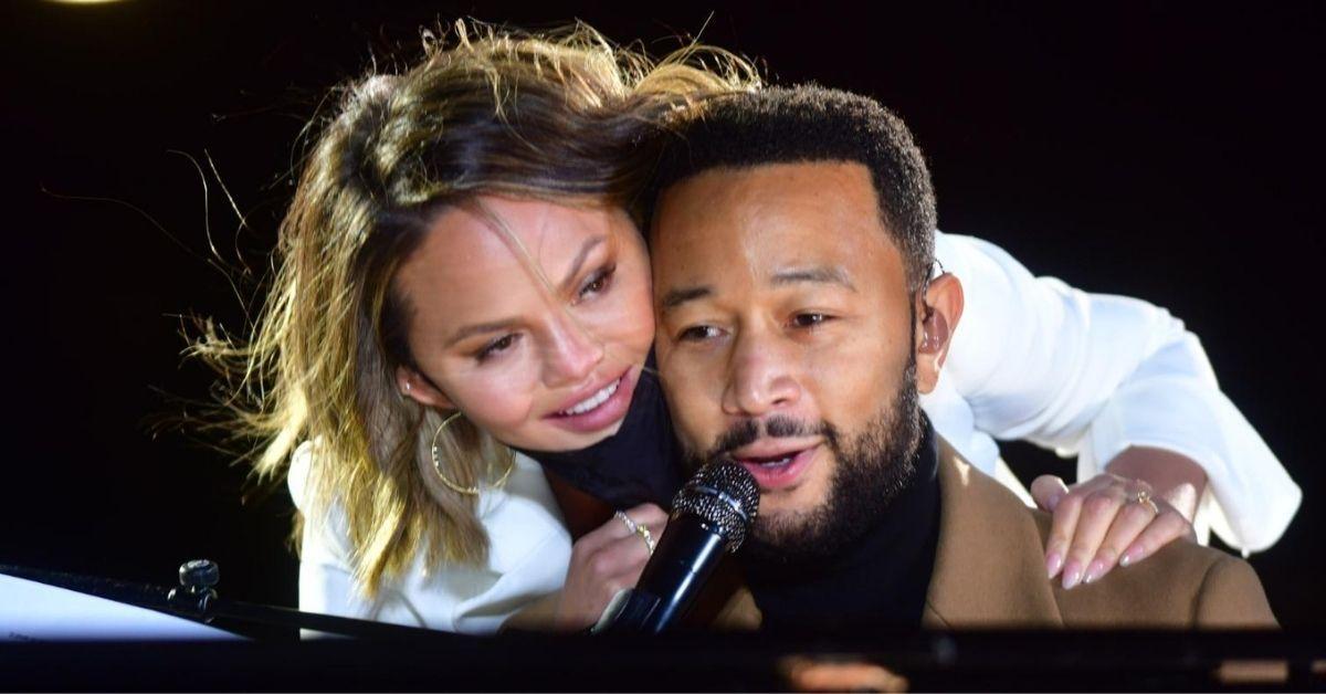 Social Media Demands 'Kind' John Legend Dump 'Mean Girl' Chrissy Teigen