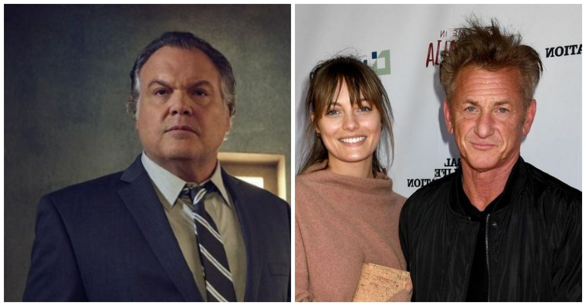 How Does Vincent D'Onofrio Feel About Sean Penn Marrying His Daughter?