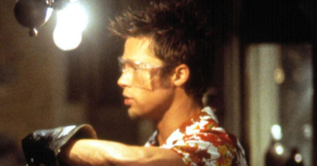 The Reason Brad Pitt Rarely Showers