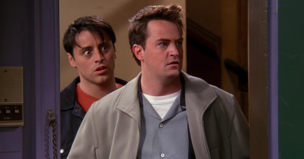 Matthew Perry Admits He Felt Like He 'Was Going To Die' When Filming Friends
