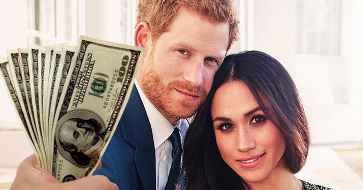 Royal Fans 'Repulsed' As Harry And Meghan Confirm They Bought 'Lilibetdiana.com'
