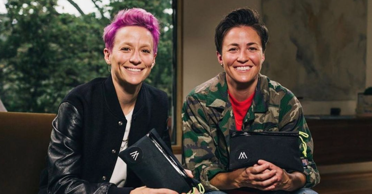 Everything We Know About Megan Rapinoe's Twin Sister, Rachael