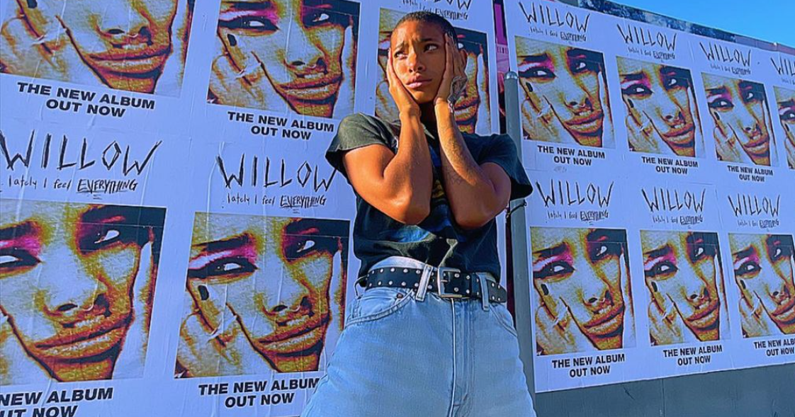 Willow Smith & Other Celebrities Who Have Been In Polyamorous/Open Relationships