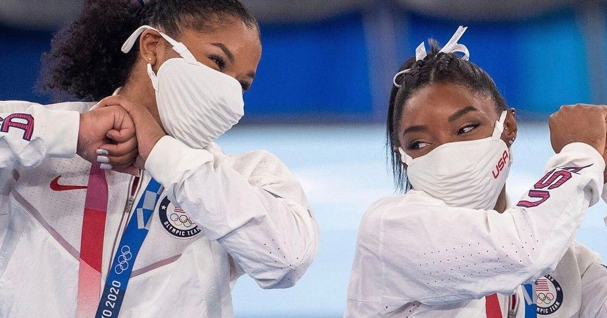 Fans React To Simone Biles Withdrawing From Team Gymnastics At The Olympics