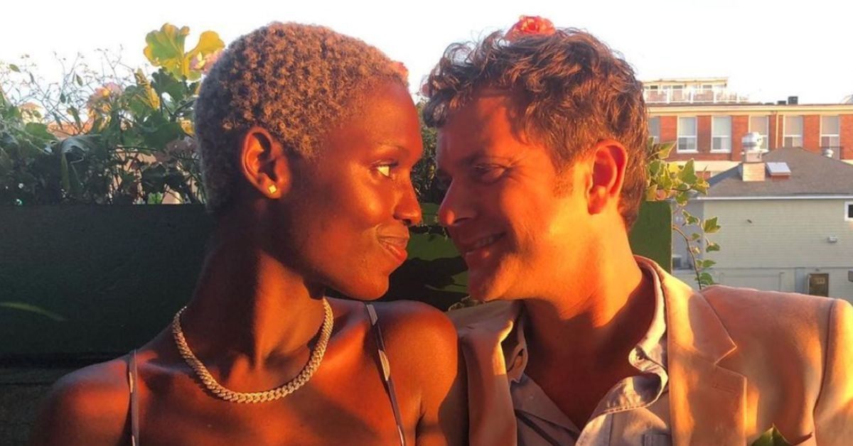 Jodie Turner-Smith And Joshua Jackson Almost Weren't A Serious Couple