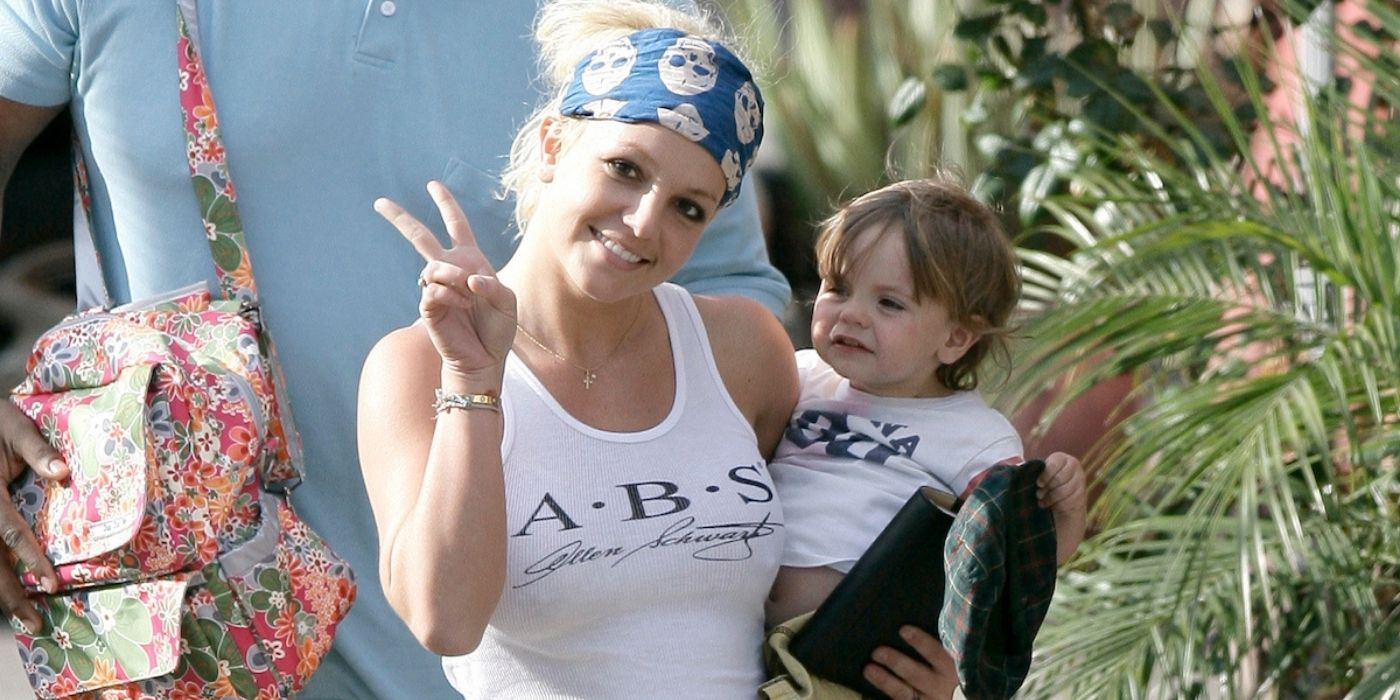 This Is The Specific Reason Britney Spears Lost Custody Of Her Kids